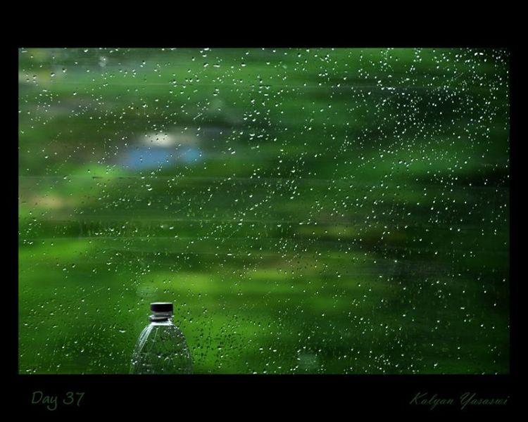It rained all night and I didn't seem to mind. www.kalyanyasaswi.com