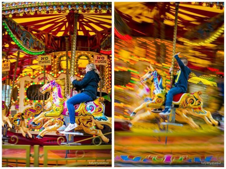 It's just a joy-ride. Even when it gets blurry. Especially when it gets blurry.  www.kalyanyasaswi.com